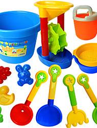 Недорогие -Игрушки для пляжа Песочные часы Пляжные игрушки Игрушки Праздник Веселье Для детей Мальчики Девочки Куски