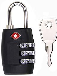 Недорогие -Tsa335 разблокировать ключ разблокировать пароль 3-значный пароль tsa блокировать блокировку блокировки и блокировку паролей