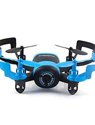 Drone JXD 512W 4CH 6 Eixos Com 0.3MP HD CameraFPV Retorno Com 1 Botão Modo Espelho Inteligente Vôo Invertido 360° Acesso à Gravação em