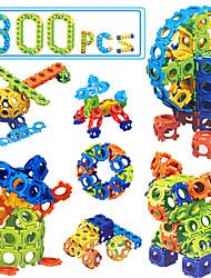 Недорогие -Конструкторы Конструкторы Игрушки Обучающая игрушка Eagle совместимый Legoing Своими руками Универсальные Мальчики Девочки Игрушки Подарок