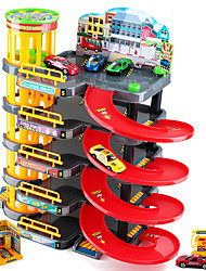 economico -Macchine giocattolo Set di pattini in marmo Giocattoli 3D Plastica Legno Alta qualità Pezzi Natale Giornata universale dell'infanzia
