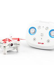 abordables -RC Dron Cheerson CX-70 4 Canales 6 Ejes 2.4G Con la cámara de 0,3 MP HD Quadccótero de radiocontrol  FPV Iluminación LED Auto-Despegue