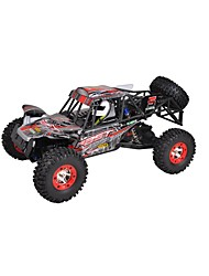 WL Toys 12428-C 1:12 Bürster Elektromotor RC Auto 50 2.4G 1 x manuell 1 x Ladegerät 1 x RC Auto