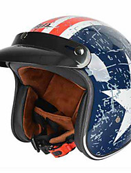 BLD 181  Motorcycle Helmet Electric Car Fashion Helmet Men And Women Four Seasons General Helmet Korean Retro Motorcycle Half Helmet