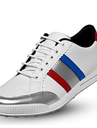 abordables -Chaussures de Golf Homme Golf Confortable Antidérapant Des sports Sport extérieur Utilisation Exercice Sport de détente Style artistique
