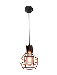 cheap -QSGD DT-41 Round New Vintage Ceiling Lamp Chandelier Lighting Fixture Pendant Lightr