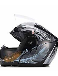 cheap -YEMA 920  Motorcycle Helmet Men And Women Electric Car Helmet Winter Four Seasons Full-Cover Personality Helmet Helmet