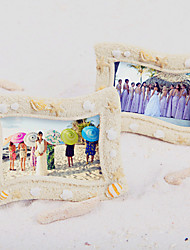 Resin Place Card Photo Holder Beter Gifts® DIY Summer Party Decoration Photo Size 3.5 x 3 inch Window Size 2.5 x 2 inch