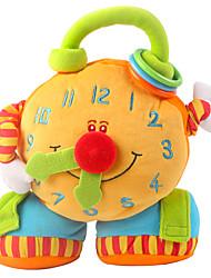 Недорогие -Часы Пальцевые куклы Марионетки Мягкие и плюшевые игрушки Плюш Милый стиль Милый Дети Подарок