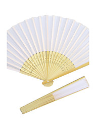 Summer Ladies Night Out Essentials / Debutante Ball Hand Fan Beter Gifts® DIY Tea Party Supplies