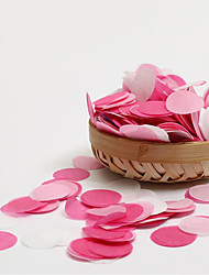 100% pulpe vierge Décorations de Mariage-1 PièceMariage Soirée Occasion spéciale Halloween Anniversaire Naissance Fête/Soirée Soirée /