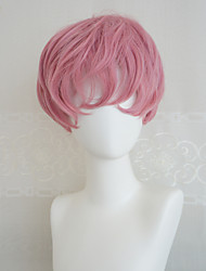 cheap -Punk Lolita Pink Short Lolita Wig