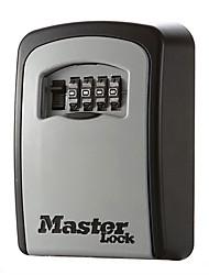 MASTER LOCK 5401MCND Zinc Alloy Cipher Box 4 Digit Password Lock Cipher Key Storage Box Key Management Box Dail Lock Password Lock