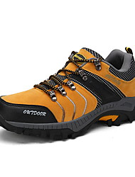 cheap -Hiking Shoes Men's Athletic Shoes Outdoor Trainers Fashion  Professional Shoes Large Size EU39-45