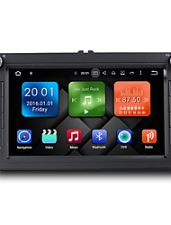8 Inch Quad Core Android 6.0 Car Multimedia System No DVD Built-in Wifi&3G EX-TV DAB for VW Magotan 2007-2011 Golf 5/6 Caddy Polo V 6R SEAT DY8015-MG
