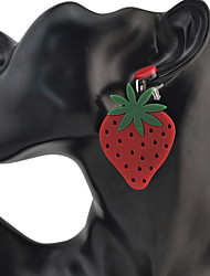 cheap -Women's Drop Earrings Circular Unique Design Dangling Style Pendant Circle Friendship Adorable USA British Personalized Chrismas Classic