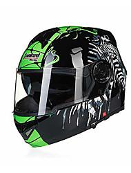 cheap -TORC T270 Motorcycle Helmet Male Four Seasons Double Lens Full Cover Coat