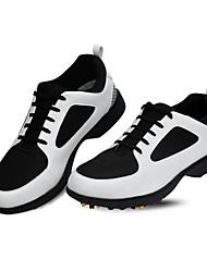 cheap -Golf Shoes Men's Golf Cushioning Comfortable Breathability Sports Sports Outdoor Performance Practise Leisure Sports Artistic Style