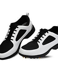 Недорогие -Обувь для игры в гольф Муж. Гольф Амортизация Удобный Воздухопроницаемость Спортивный Для спорта и активного отдыха Выступление Практика