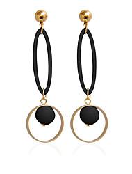cheap -Stud Earrings Earrings Set Earrings Jewelry Basic Pendant Tassels Handmade Fashion Bohemian Personalized Simple Style British Classic DIY
