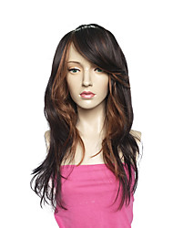 cheap -Women Synthetic Wig Long Curly Black African American Wig Natural Wigs Costume Wig