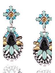 cheap -Women's Drop Earrings Dangle Earrings Rhinestone Basic Unique Design Dangling Style Pendant Geometric Religious Jewelry Euramerican
