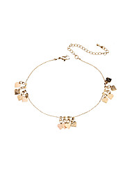 cheap -Women's Girls' Anklet/Bracelet Cooper Fashion Vintage Bohemian Movie Jewelry Heart Jewelry For Wedding Party Party/Evening Party/ Evening