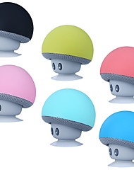 abordables -Bluetooth 2.0 3.5mm altavoces inalámbricos Bluetooth Negro Azul Oscuro Amarillo Fucsia Rosa Perla