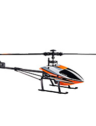 cheap -RC Helicopter WL Toys V950 6 Channel 6 Axis 2.4G Brushless Electric Ready-to-go Hover Aerobatics Remote Control / RC Flybarless Big