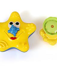 Недорогие -Водная игрушка Игрушки Круглый Электрический Пластик Детские 1 Куски