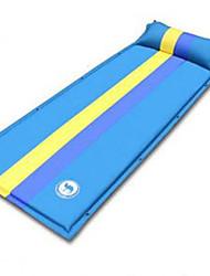 cheap -Inflated Mat Camping Pad Sleeping Pad Inflated Acrylic Camping / Hiking Outdoor Fall
