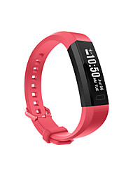 yy s11 femme bluetooth bracelet intelligent / smartwatch / podomètre sport pour ios application de téléphone Android