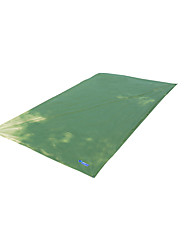 cheap -Sleeping Pad Ultra Light (UL) Thick Nylon Camping / Hiking Camping All Seasons