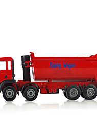 Недорогие -KDW Игрушечные машинки Модели автомобилей Мотоспорт Строительная техника Пожарная машина Экскаватор Экскаватор Пожарные машины Универсальные Игрушки Подарок
