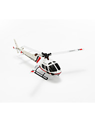 cheap -RC Helicopter WL Toys K123 6CH 6 Axis 2.4G Brushless Electric - Ready-To-Go Upside Down Flight Remote Control Flybarless