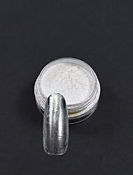 Недорогие -1шт Порошок блеска Элегантный и роскошный / Блеск и сияние / Глянцевые Дизайн ногтей