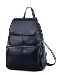 Women Bags All Seasons Cowhide Backpack for Casual Sports Formal Office & Career Cycling/Bike Traveling Fitness Racing Running