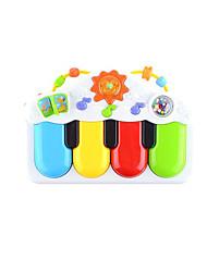Недорогие -Аксессуары для кукольного домика Детские спортивные снаряды Пианино Пианино Пластик Детские Игрушки Подарок