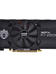 XFX Video Graphics Card 950MHz/5000MHz2GB/128 bit GDDR5