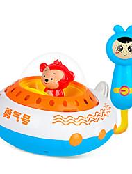 abordables -Juguete de Agua Juguete de Baño Rociadores Juguetes Eléctrico Plásticos Niños Piezas