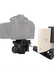 Monopiede Treppiede Scratch Resistant Regolabili Per Tutte le videocamere d'azione Attività ricreative All'aperto Viaggi Rilassamento