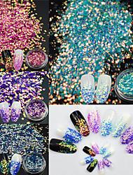 Paillettes 3D Vente Flash Produits DIY Coussin Salon de Manucure