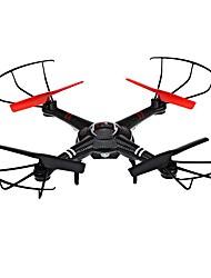 RC Drone XK X260 4 Canaux 6 Axes 2.4G - Quadri rotor RC Eclairage LED Retour Automatique Auto-Décollage Sécurité Intégrée Mode Sans Tête