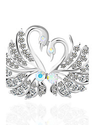 cheap -/Silver/WE/Brooches/ Party/ Girls Elegant Classical Feminine Style