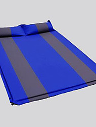 cheap -Sleeping Pad Self-Inflating Camping Pad Outdoor Keep Warm Inflated 15°C Camping / Hiking Outdoor