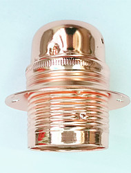 E27 Rose Gold Quanya Lamp