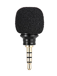 cheap -Andoer Cellphone Smartphone Portable Mini Omni-Directional Mic Microphone for Recorder for iPad Apple iPhone5 6s 6 Plus