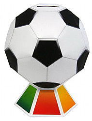 cheap -3D Puzzles Balls Paper Model Toy Football Paper Craft Model Building Kit Football DIY Classic Kid's Unisex Gift