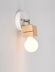 economico -60 E26/E27 Semplice Moderno/Contemporaneo caratteristica Luce ambient Luce a muro