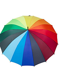Long-handle Umbrella Lady